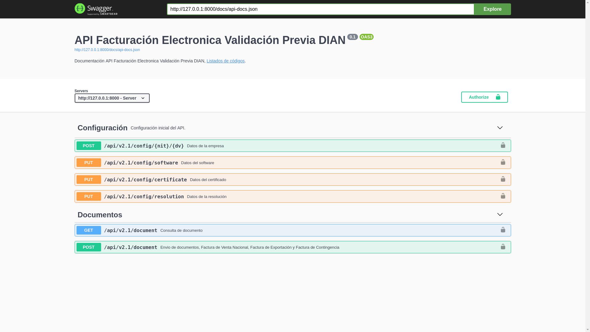 API Facturación Electrónica UBL 2.1 DIAN Open Source